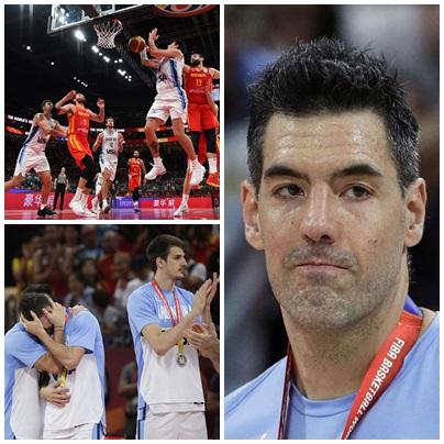 """""""La derrota lenta"""": una especial mirada sobre la final Argentina-España, el gran rendimiento y el dolor de Scola"""
