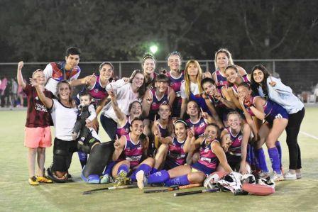 Hockey Femenino - En 1ra división el Cef 83 venció a Independiente y logra una chance extra.
