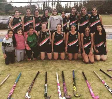 Hockey Femenino - En Mamis, detras de los dos Cef 83 culminó 3° el Club de Pelota