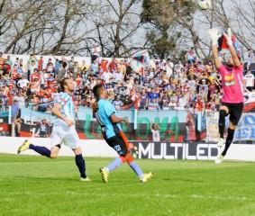 Nacional B - Juventud Unida de Gualeguaychú cayó como local ante Brown de Adrogué - Prost ingresó en el 2° Tiempo.