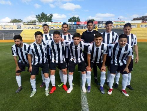 Liga del Sur - El equipo de Facundo Lagrimal jugará el domingo ante Rosario Puerto Belgrano