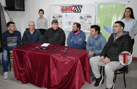 Se anunció el Rally Ciudad de Puán para los próximos días.