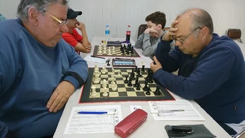 Pablo Etchepareborda clasificó al Argentino de ajedez