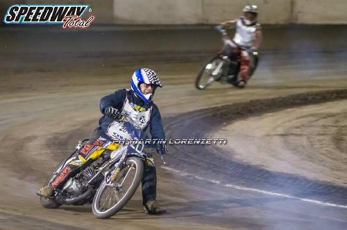 Speedway 200 CC - Participación de Maurel y Di Felice en la novena del estival.