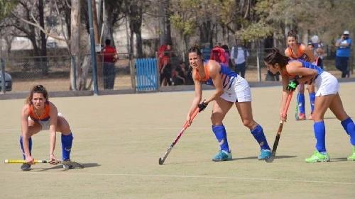 Hockey Femenino - Bahia Blanca derrotó a Chubut y está a un paso de ascender.