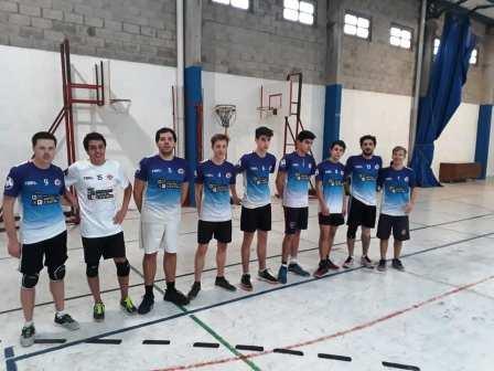 Voley - El Cef 83 Caballeros recibe a Deportivo Sarmiento en 1ra División.