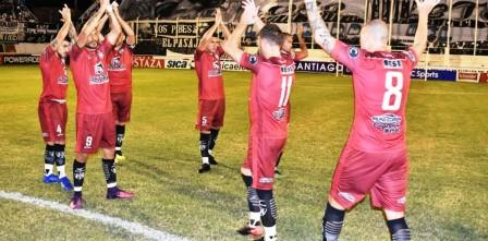 Nacional B - Central Córdoba de Sgo del Estero venció a Almagro en la ida.