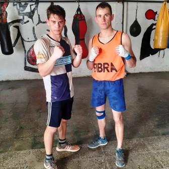 Box - Claudio Pellitteri y Guadaña Martínez vencieron en Carhué.