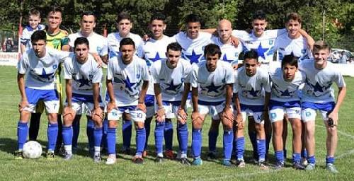 LRF - Inferiores - Racing de Carhué venció a Sarmiento en 5ta y es finalista.