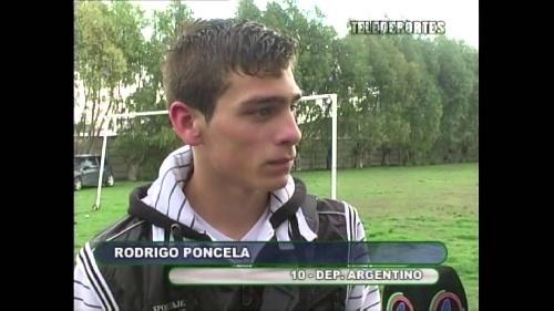 LRF - Rodrigo Poncela sancionado con 10 fechas de suspensión.