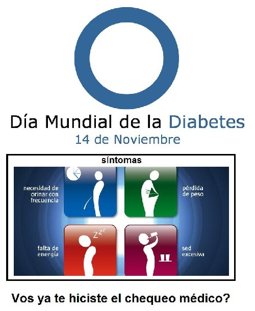 Día Mundial de la Diabetes, una epidemia que apunta directo al corazón