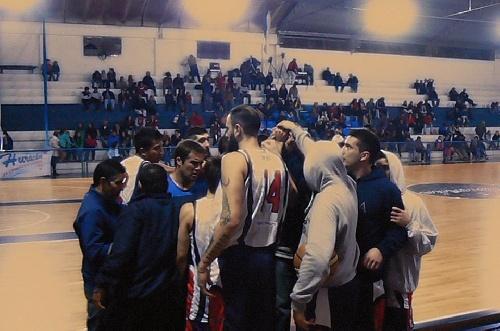 Basquet Entrerriano - Huracán de Villaguay cae en el 1°Juego de semifinales.