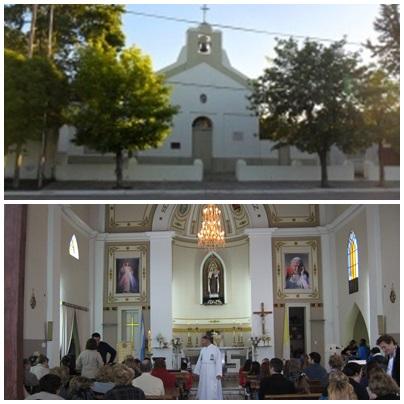"""SAAVEDRA: JUEVES AYUNO Y ORACION  A PEDDO. DE LOS OBISPOS CON EL  LEMA """"VALE TODA VIDA""""."""