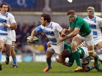 Mundial Rugby - Los Pumas siguen haciendo historia.