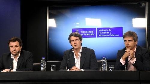 DESACTIVANDO LA BOMBA ECONOMICA K II : Esperan unos US$ 25.000 millones para fortalecer las reservas