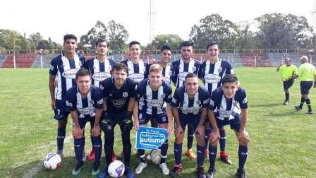 LRF - Reserva - Club Sarmiento clasificado