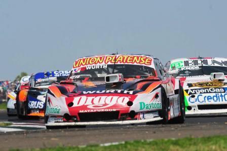 Turismo Carretera - Sergio Alaux clavó el 9° tiempo en el 1° entrenamiento.