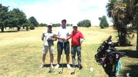 Golf - Alejandro Moggia y Fabian Reyna los ganadores en el club local.