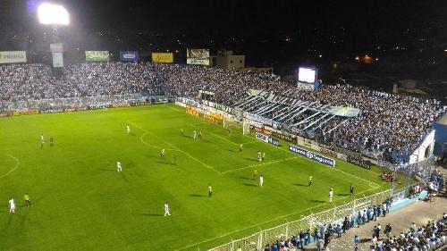 Primera División A - Atlético Tucumán empató sobre el final - Leo González titular.