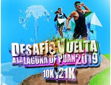 Atletismo - Ya se palpita la 4ta edición de la Vuelta a la Laguna de Puán.