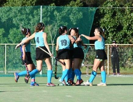 Hockey Femenino - Las Damas de la Federación obtuvieron dos victorias en Mar del Plata.