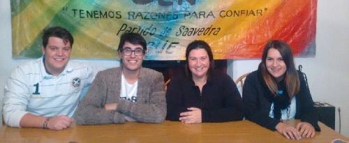 Pigüé: Juventudes del  GEN y el frente Renovador realizarán una jornada de trabajo conjunto