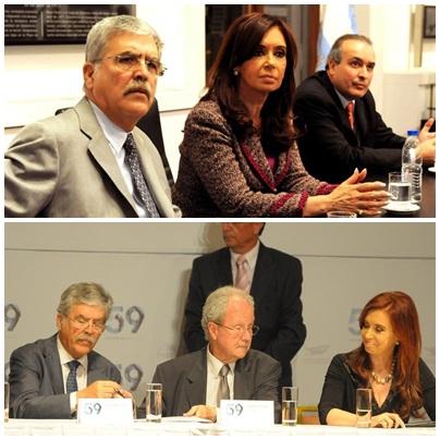 COIMAS EN LA OBRA PÚBLICA: ahora Cristina Kirchner dice que acepta los allanamientos