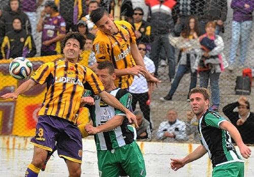 Liga Del Sur - Villa Mitre con Mauricio Kent como titular ganó y es escolta.