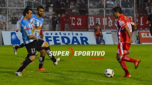 Nacional B - Juventud Unida empató en Paraná ante Atlético - Martín Prost titular.