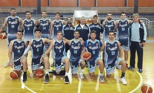 Argentino Basquet - Provincia cayó ante Misiones en su segunda presentación.