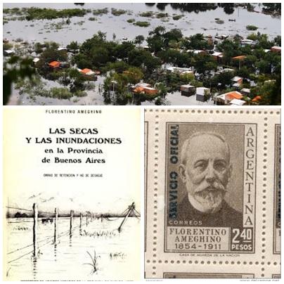 Memorando, historia y futuro: Ameghino y las inundaciones en la cuenca del salado
