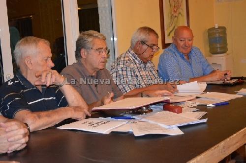 Ernesto Palenzona seguirá presidiendo la Liga Regional Suarense por 38° período consecutivo.