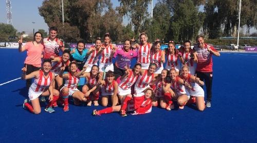 Hockey Femenino - Monte Hermoso con Ivana Mazars se consagró Campeón Argentino.