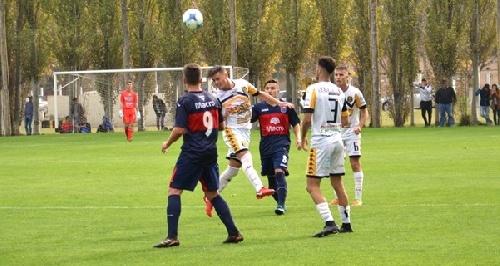 AFA - Reserva - Olimpo cayó sin atenuantes ante Tigre - Otondo y Cabral presentes en el aurinegro.