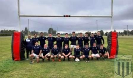 Rugby - Club Sarmiento se impuso como visitante ante San Agustín.