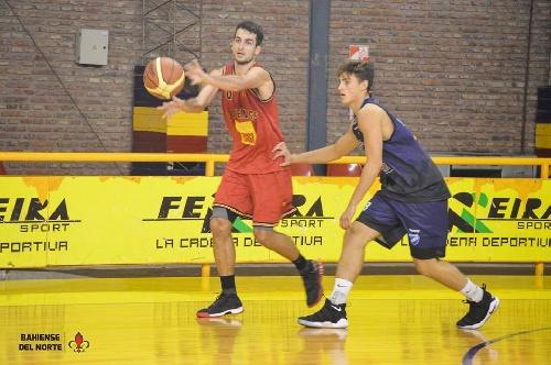 Basquet Bahiense - 21 puntos de Esteban Silva para la victoria de Bahiense ante 9 de Julio.