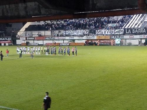 Nacional B - Derrota de Juventud Unida ante All Boys - Martín Prost estuvo en el banco y no ingresó.