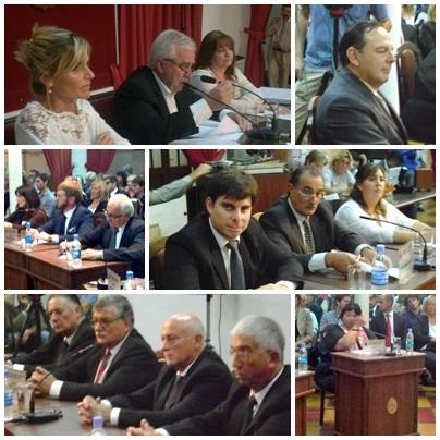 El intendente Corvatta inauguró el nuevo periodo del HCD del Distrito de Saavedra
