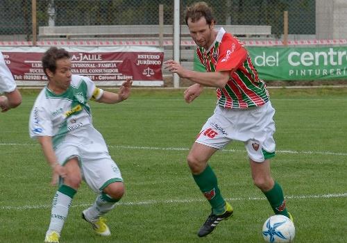 Federal B - Derrota de Deportivo Sarmiento como local ante Bella Vista.
