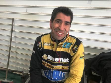 Turismo Nacional Clase 2 - Fernando Gómez Fredes correrá en Viedma el 29 del corriente.