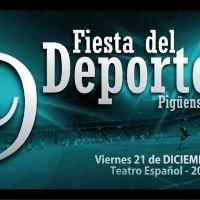 Ya están las ternas para la Fiesta del Deporte en su 39na edición.