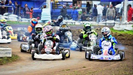 Karting - Se disputó en Saavedra la 5ta fecha de la Asociación Bahiense.