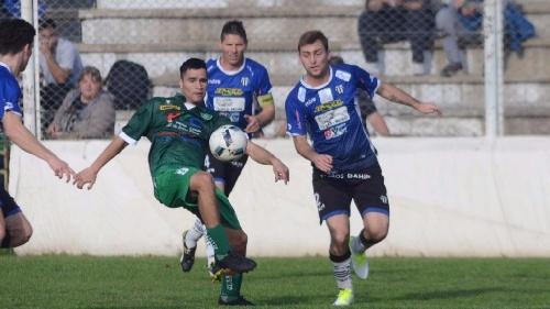 Liga Del Sur - Liniers con Facundo Lagrimal goleó a Pacífico y toma provisoriamente la punta del Clausura.