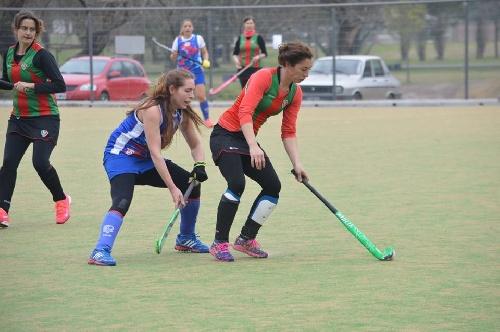 """Hockey Femenino - Las """"Mamis"""" comienzan la actividad en la Federación."""