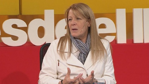 """Las víctimas del triple crimen aportaron para la campaña electoral de Cristina Kirchner en 2007"" indicó Margarita Stolbizer"
