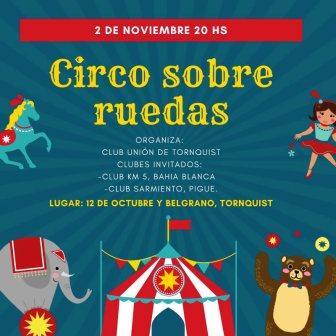 Patín - Club Sarmiento participará en evento en Tornquist.