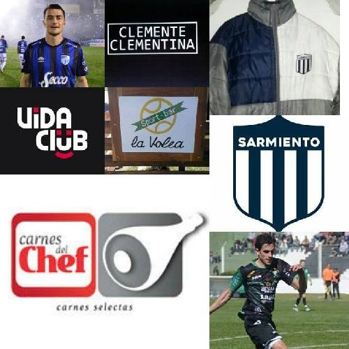 Campaña y Bono contribución organizado por los jugadores del plantel de futbol de Club Sarmiento