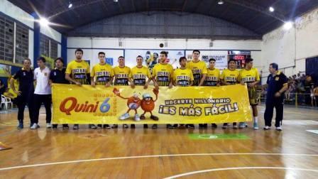 Basquet Santa Fe - CECI BC con 17 puntos de Biscaychipy venció a Sportmen Unidos.