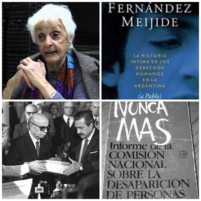 "Graciela Fernández Meijide: ""Yo no admito que haya dos números de desaparecidos"""