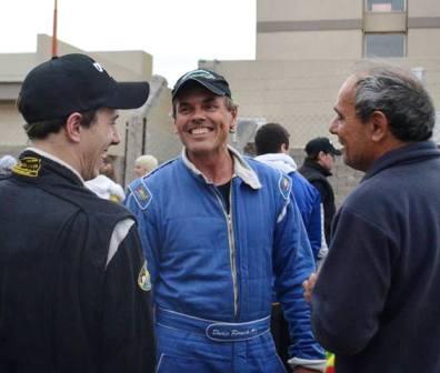 Fórmula 3CV - Darío Rausch sigue comandando el campeonato.